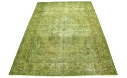 Vintage Rug Green in 390x290