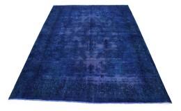 Vintage Rug Blue Purple in 400x290