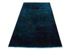 Vintage Teppich Blau Grün Türkis in 220x140