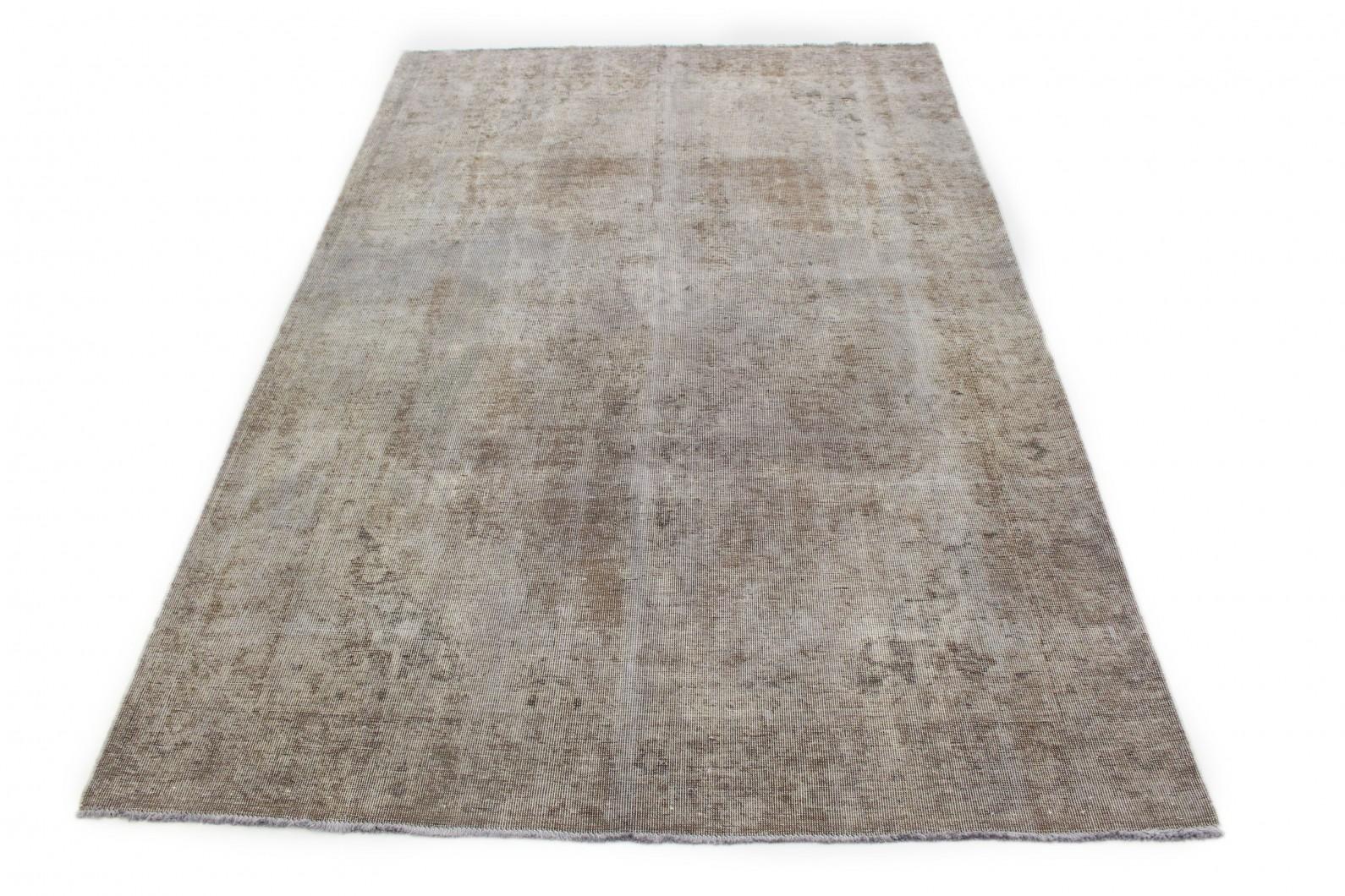 Carpetido Design Vintage-Teppich Sand Braun Grau in 270x180 (1 / 7)