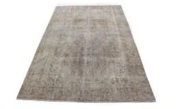 Carpetido Design Vintage-Teppich Sand Braun Grau in 270x180