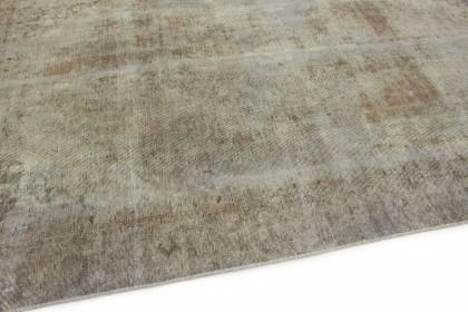Carpetido Design Vintage Teppich Sand Braun Grau In 270x180 1001