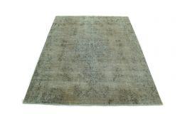 Carpetido Design Vintage-Teppich Hellgrau in 230x180