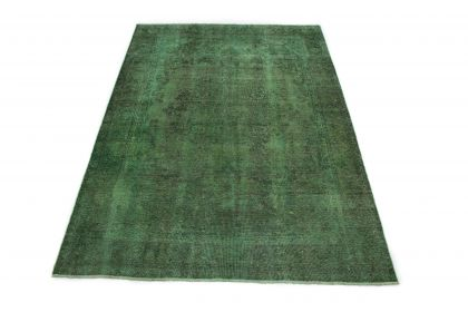Carpetido Design Vintage Rug Green in 280x200