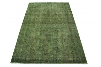 Carpetido Design Vintage Rug Green in 280x180