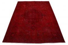 Carpetido Design Vintage-Teppich Rot in 320x240