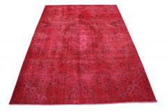Carpetido Design Vintage-Teppich Rot in 320x230