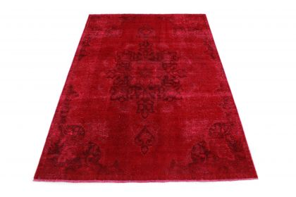 Carpetido Design Vintage Rug Red in 270x190