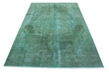 Carpetido Design Vintage Rug Turquoise in 320x220