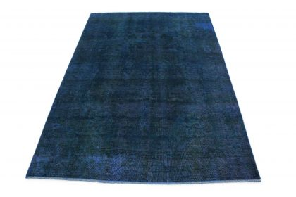 Carpetido Design Vintage Rug Blue in 290x200