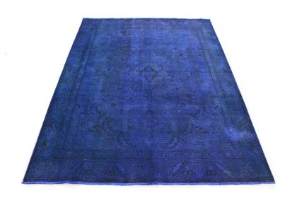 Carpetido Design Vintage-Teppich Lila in 310x230