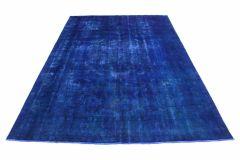 Carpetido Design Vintage-Teppich Lila in 410x280