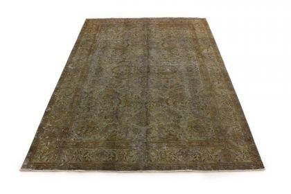 Carpetido Design Vintage-Teppich Beige Sand in 320x220