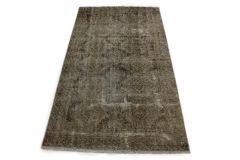 Carpetido Design Vintage-Teppich Beige Sand in 200x110