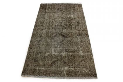 Carpetido Design Vintage Rug Beige Sand in 200x110