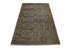 Carpetido Design Vintage-Teppich Beige Sand in 190x110