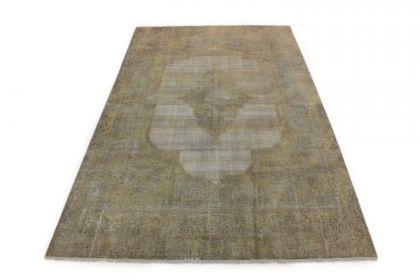Carpetido Design Vintage Rug Beige Sand in 380x230