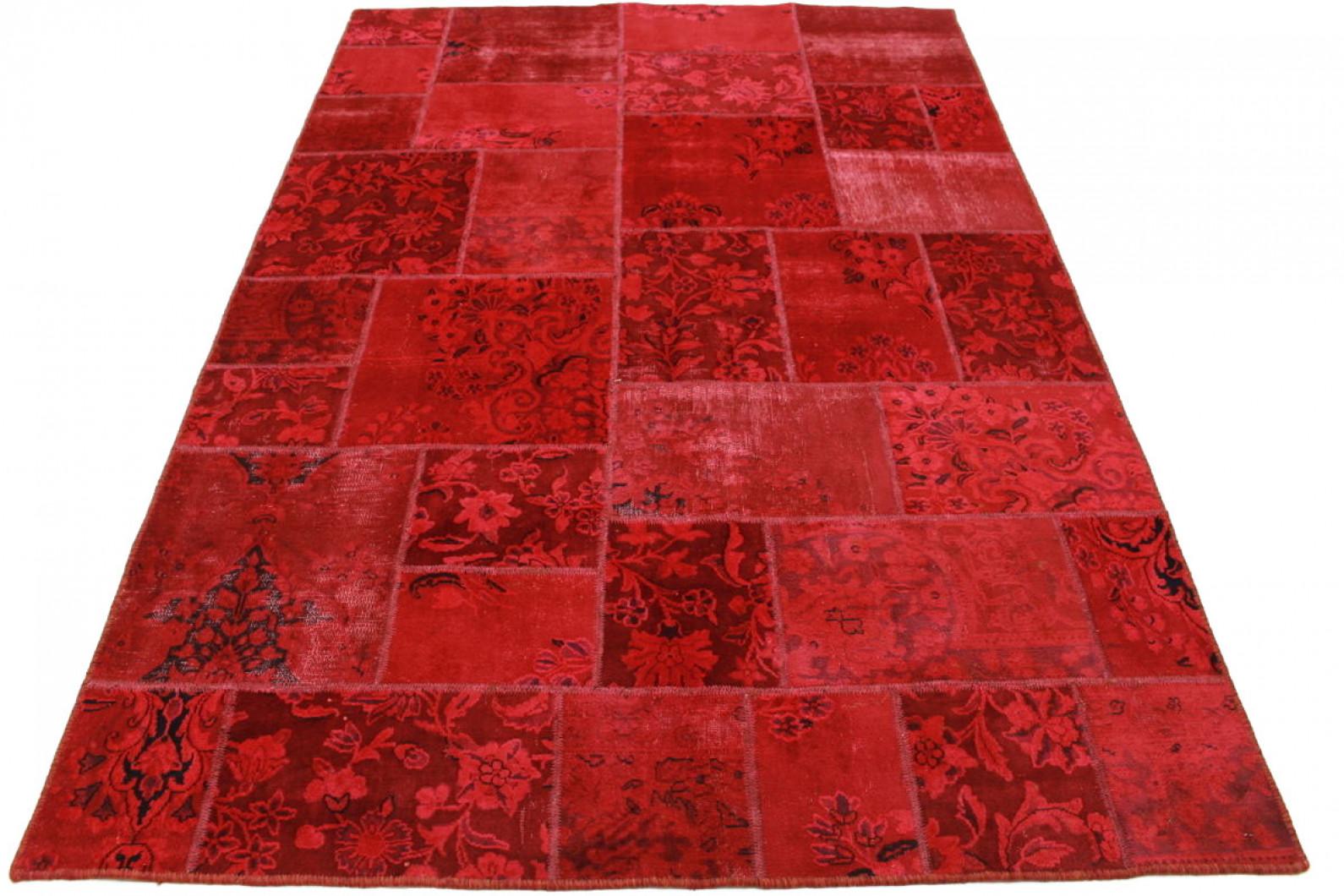 Vintage Teppich Rot In 240x160cm 1001 2145 Bei Carpetido De Kaufen