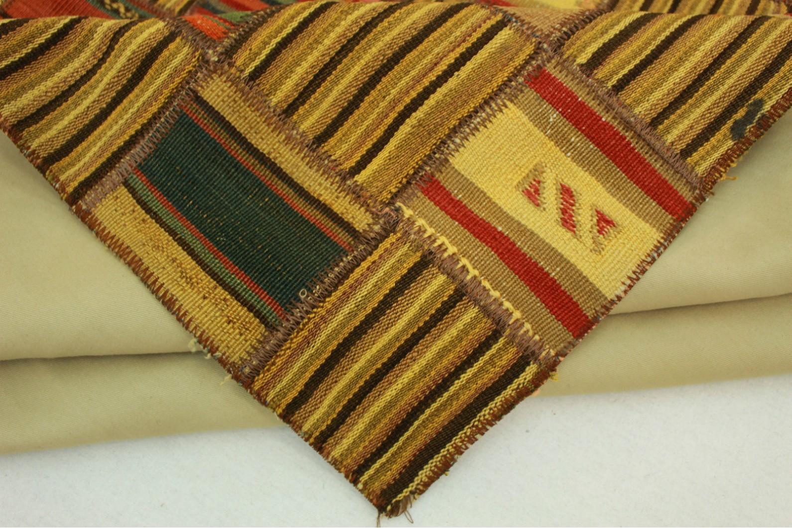 kelim patchwork teppich in 240x160cm 1001 2334 bei kaufen. Black Bedroom Furniture Sets. Home Design Ideas