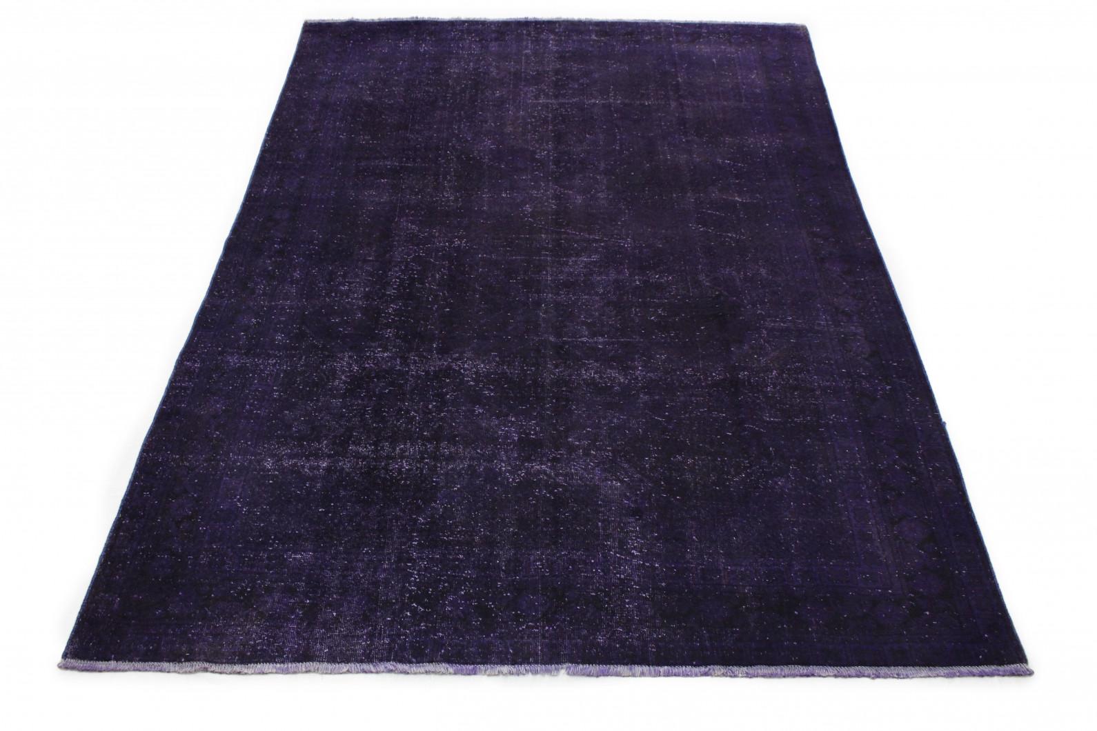 Vintage Teppich Lila in 320x210cm