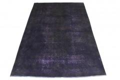 Vintage Teppich Lila in 290x200cm