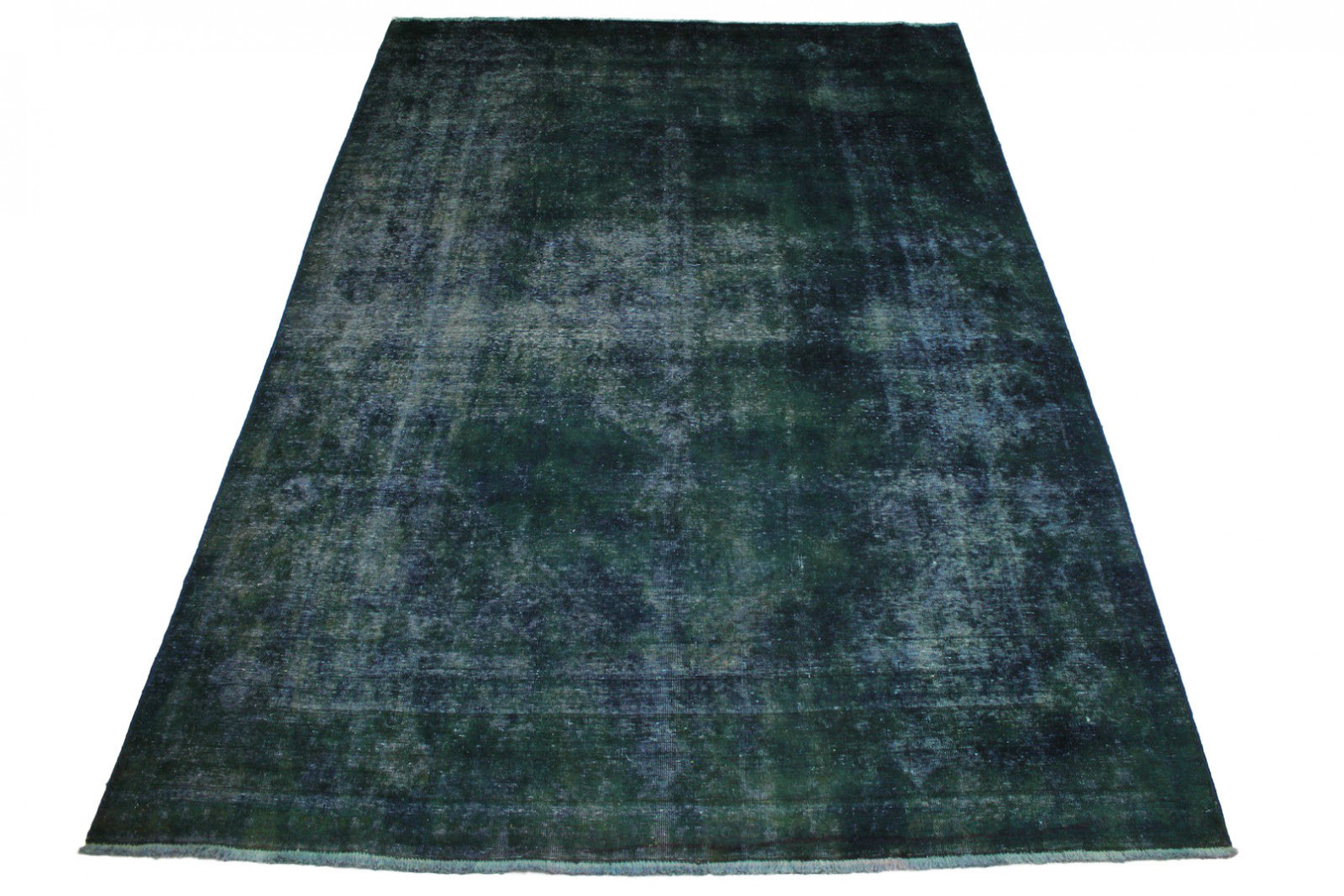 vintage teppich blau t rkis in 350x240cm 1001 2439 bei. Black Bedroom Furniture Sets. Home Design Ideas