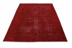 Vintage Teppich Rot in 380x290cm