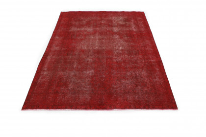 Vintage Teppich Rot in 340x240cm