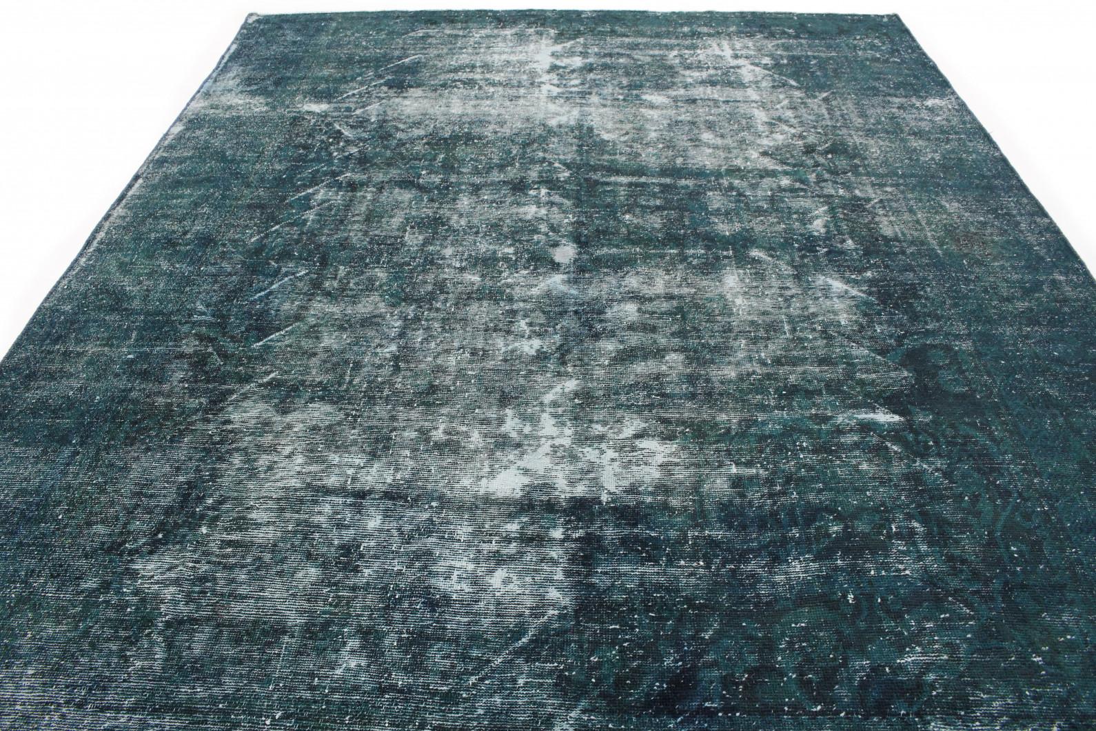 vintage teppich t rkis in 360x280cm 1001 2715 bei. Black Bedroom Furniture Sets. Home Design Ideas