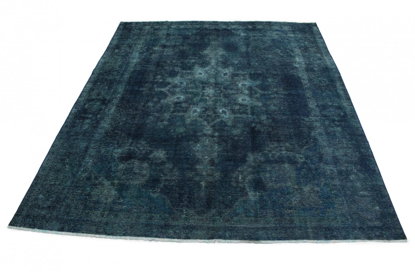 vintage teppich blau petrol in 370x300cm 1001 2728 bei. Black Bedroom Furniture Sets. Home Design Ideas
