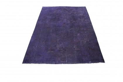 Vintage Teppich Lila in 340x210cm