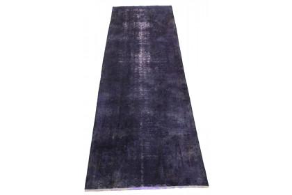 Vintage Teppich Lila in 310x110cm 1001-2805
