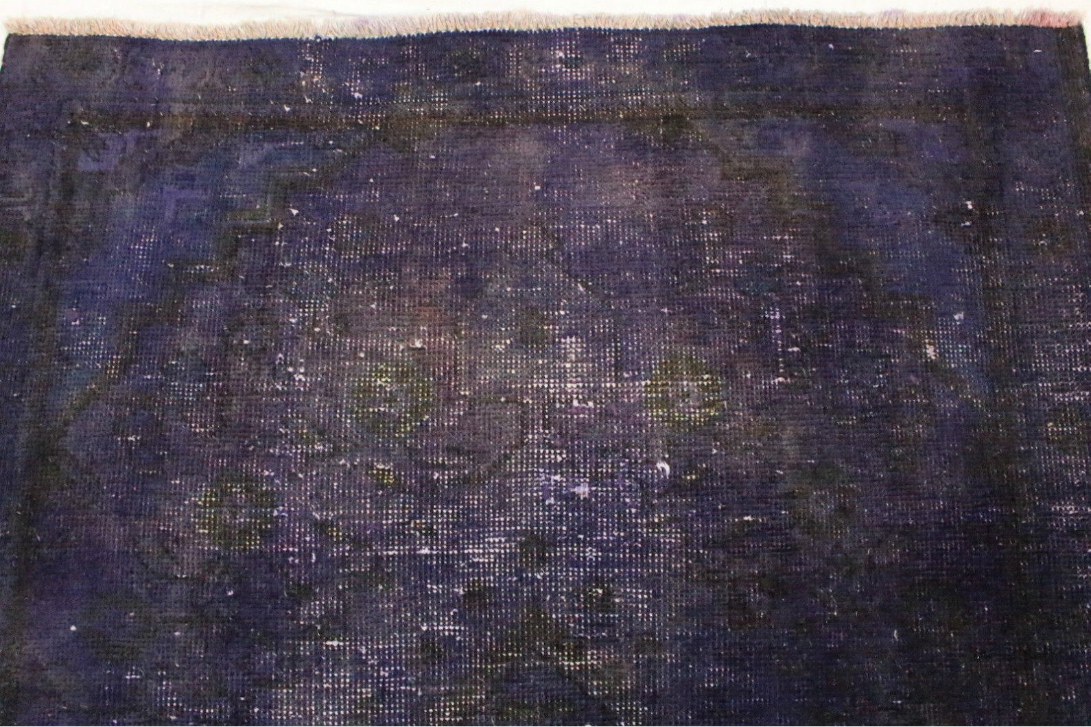 vintage teppich lila in 130x100cm 1001 2814 bei kaufen. Black Bedroom Furniture Sets. Home Design Ideas