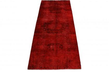 Vintage Teppich Rot in 280x110cm 1001-2912