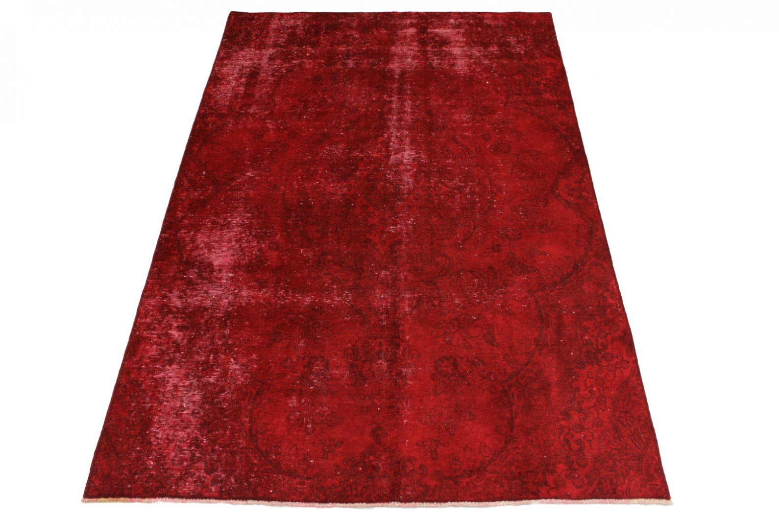 Vintage Teppich Rot in 270x170cm (1 / 5)