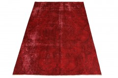 Vintage Rug Red in 270x170cm