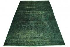 Vintage Teppich Grün in 340x230cm