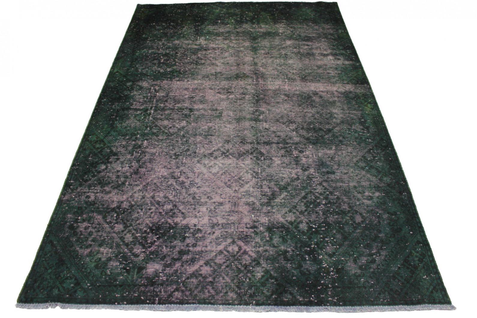 e953adaec783c Vintage Rug Green in 260x160cm (1001-2938) buy online at carpetido.de