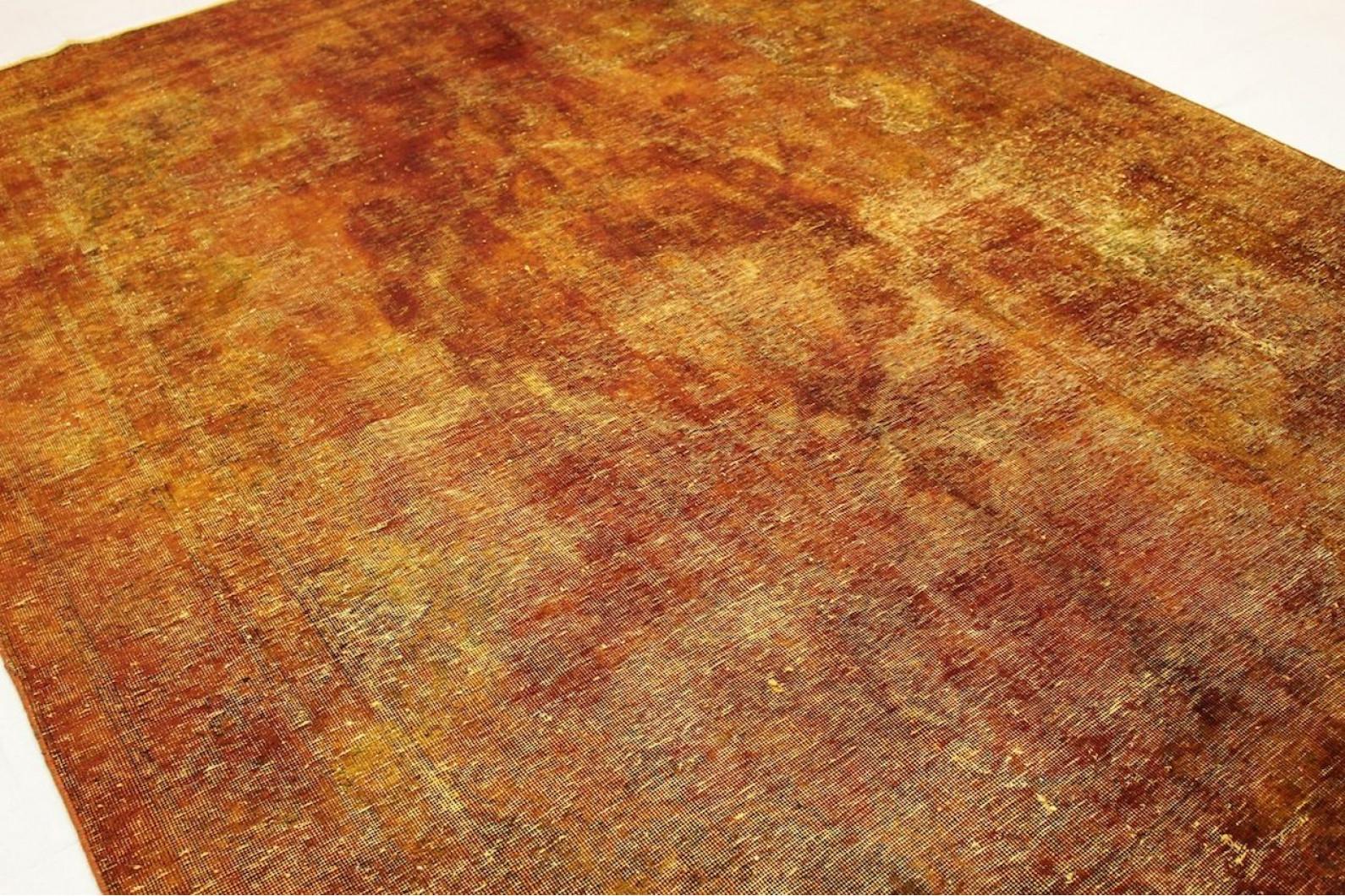 vintage teppich braun rost in 330x250cm 1001 3002 bei kaufen. Black Bedroom Furniture Sets. Home Design Ideas