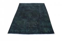 Vintage Teppich Blau in 340x250cm