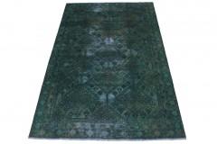 Vintage Teppich Türkis in 280x190cm
