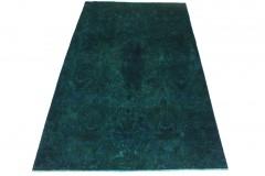 Vintage Teppich Türkis in 310x190cm