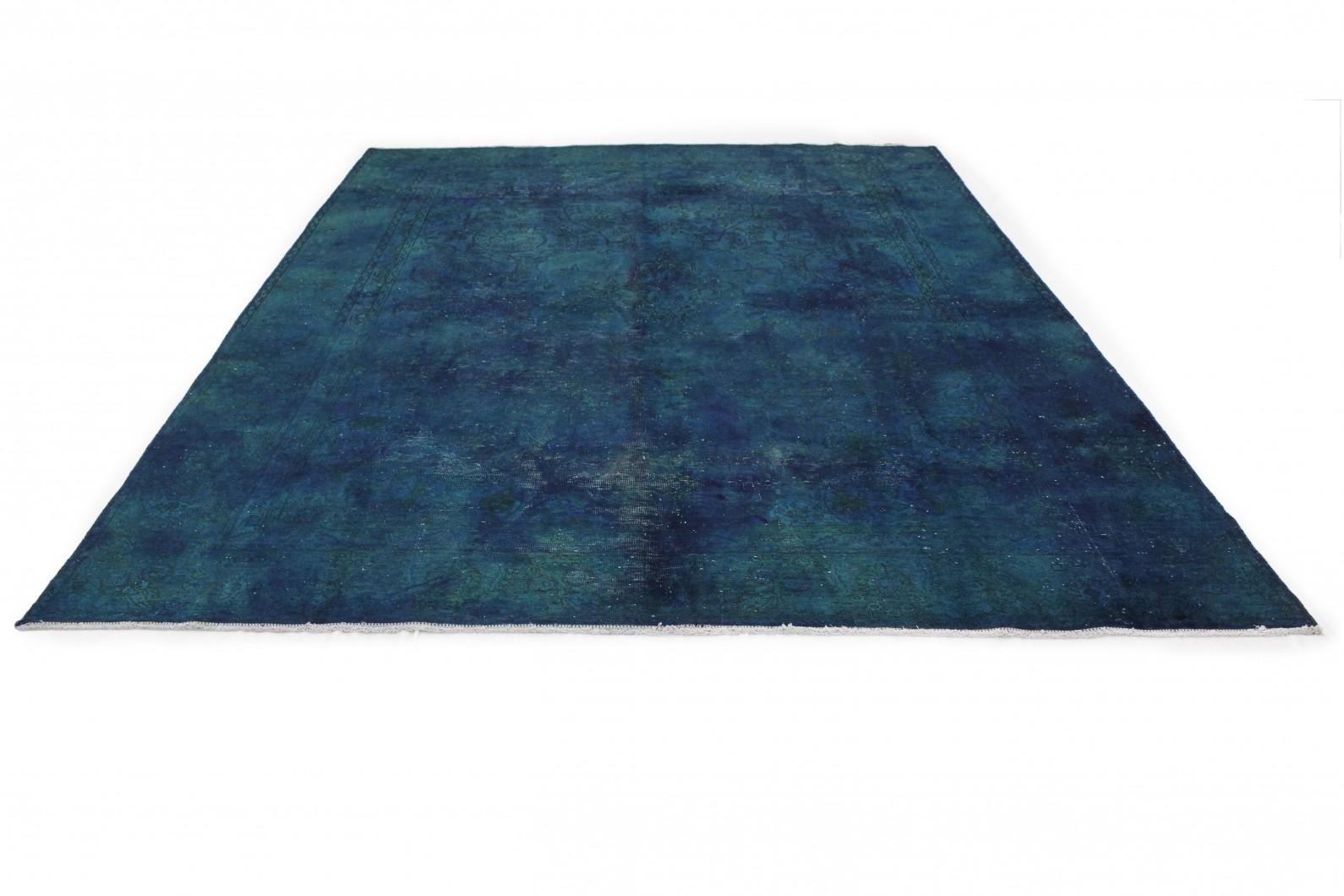 vintage teppich blau t rkis in 390x280cm 1001 3060 bei. Black Bedroom Furniture Sets. Home Design Ideas