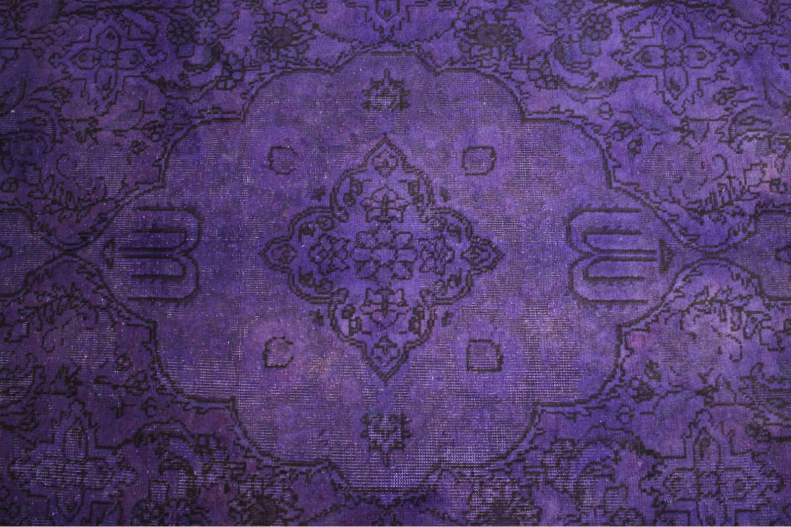 vintage teppich lila in 290x190cm 1001 3141 bei kaufen. Black Bedroom Furniture Sets. Home Design Ideas