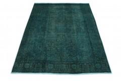 Vintage Teppich Türkis in 280x200cm