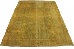 Vintage Teppich Beige Sand in 400x300cm