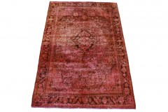 Vintage Rug Red in 200x130cm