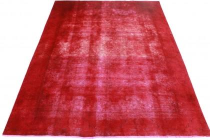 Vintage Teppich Rot in 370x270cm