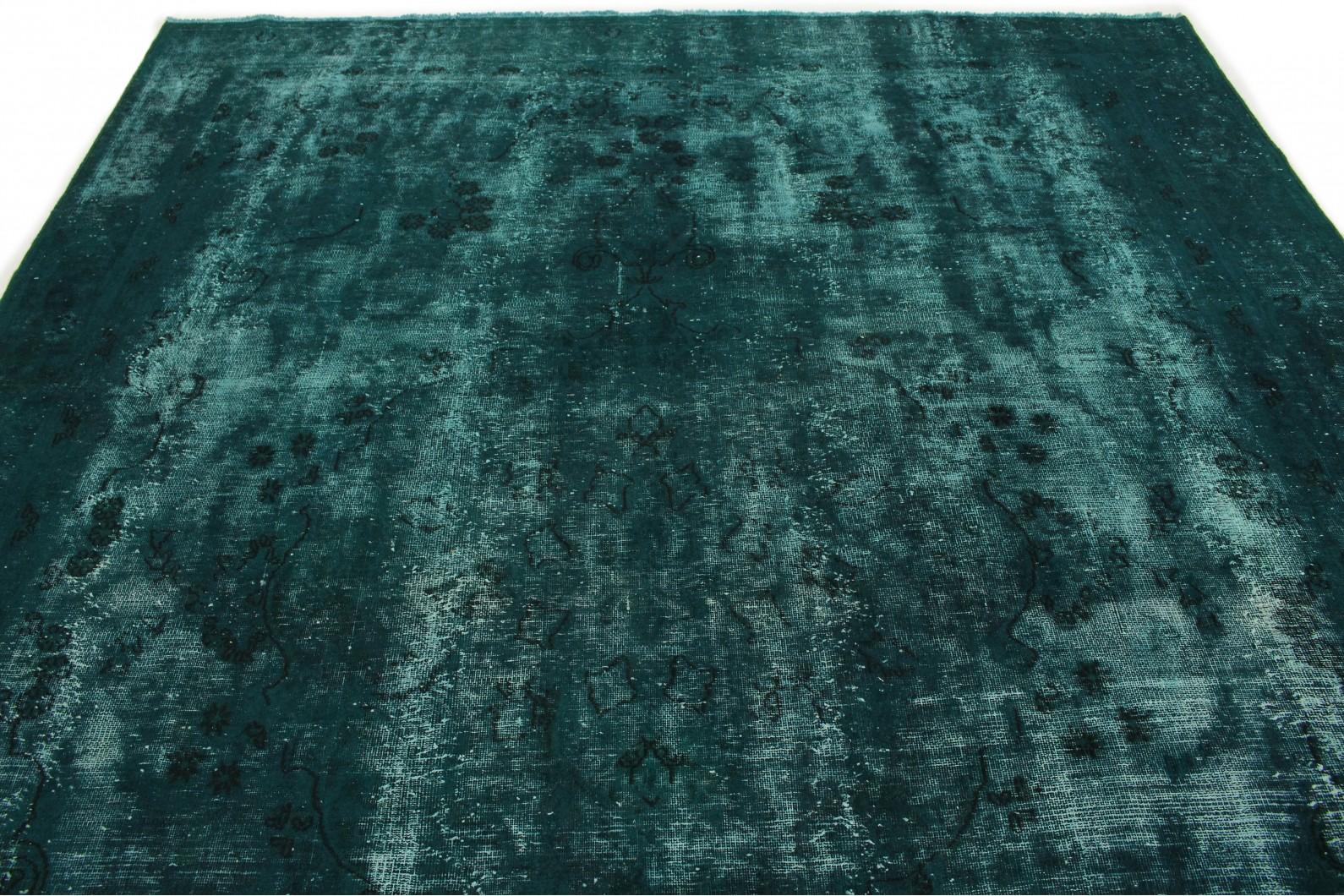 ... Vintage Teppich Grün Türkis In 370x270cm (3/5) ...