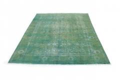 Vintage Teppich Grün in 380x290cm